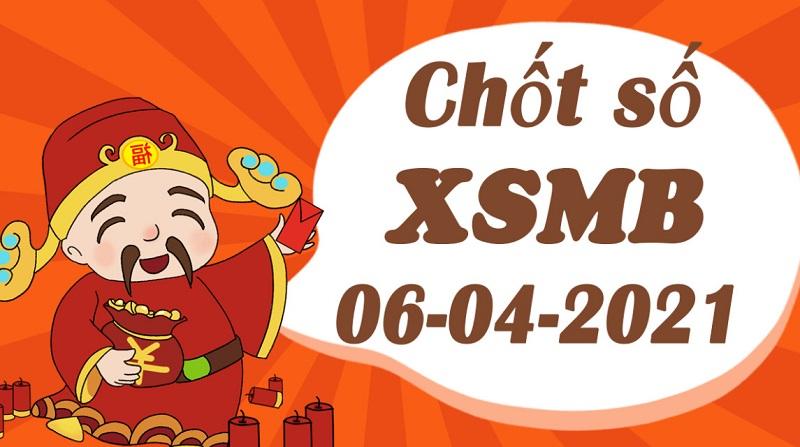 Chốt nhanh dự đoán XSMB hôm nay thứ 3 ngày 6/4/2021