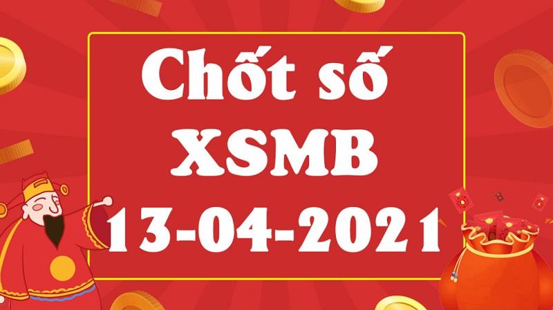 Chi tiết dự đoán KQXSMB thứ 3 ngày 13/4/2021