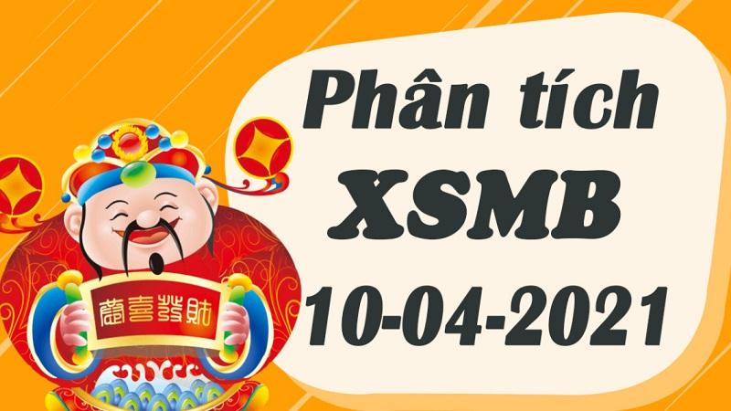 Dự đoán XSMB hôm nay thứ 7 ngày 10/4/2021 - Thống kê, phân tích chốt số đài miền Bắc cùng anh em