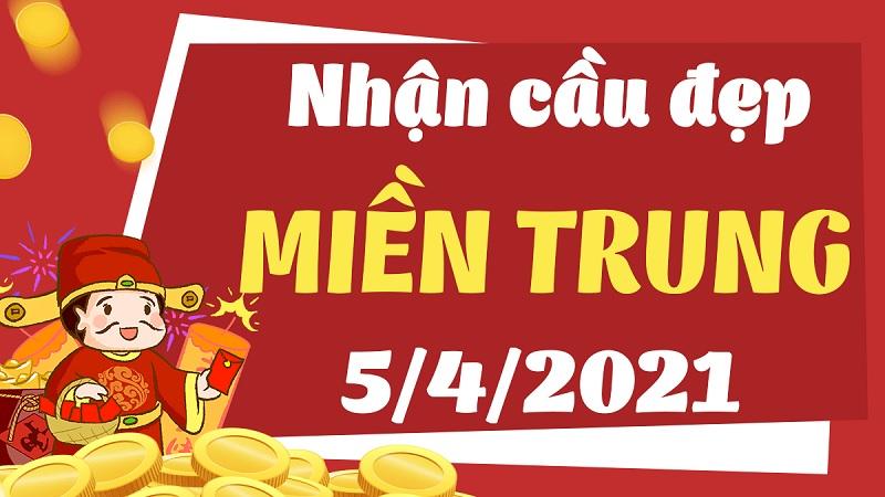 Soi cầu XSMT bữa thứ 2 ngày 5/4/2021 đưa ra bộ số đẹp